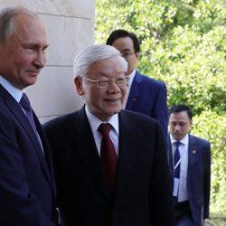 Россия и Вьетнам расширяют горизонты сотрудничества