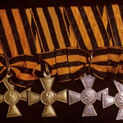 Шесть Полных кавалеров Георгиевского креста стали Героями Советского Союза