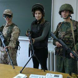 Слет военно-патриотических объединений северных территорий Приморского края