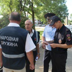Патриотическим воспитанием молодежи занимаются дружинники в Приморье