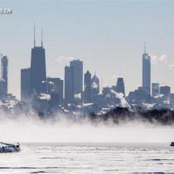 Морозы в Чикаго побили исторический рекорд за 25 лет