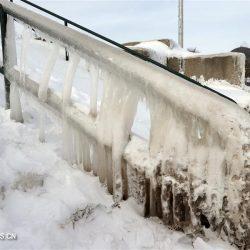 В Чикаго продолжаются морозы