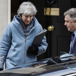 Т. Мэй проинформировала парламент о последней ситуации с переговорами с ЕС по Brexit