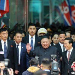 Верховный лидер КНДР Ким Чен Ын прибыл во Вьетнам -- СМИ