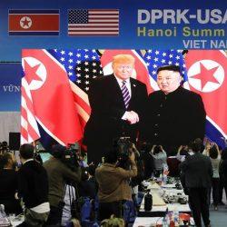 В Ханое началась 2-я встреча лидеров КНДР и США