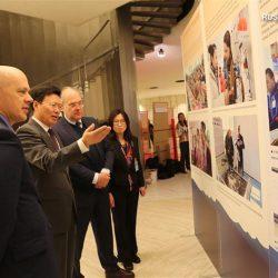 """Фотовыставка """"Прогресс в развитии дела по защите прав человека в СУАР"""" прошла в Женеве"""