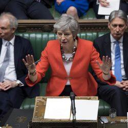 Нижняя палата британского парламента проголосовала против соглашения о выходе из ЕС