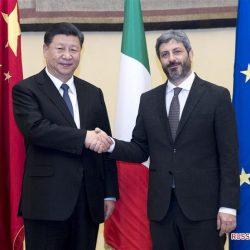 Си Цзиньпин встретился с председателем Палаты депутатов парламента Италии Роберто Фико