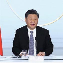 Си Цзиньпин принял участие в Китайско-французском форуме по глобальному управлению и выступил с речью