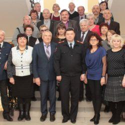 Ветеранские организации МВД и Росгвардии Приморского края подвели итоги за 2018 год