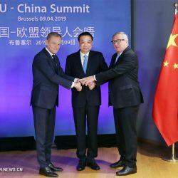 Китай и ЕС приняли совместное заявление по итогам 21-й встречи руководителей