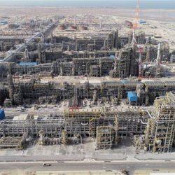 """Кувейтский нефтеперерабатывающий завод, построенный китайской корпорацией """"Синопек"""""""