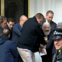 Создатель WikiLeaks арестован в Лондоне
