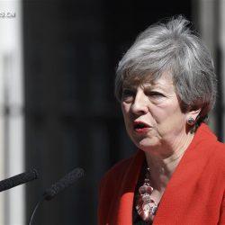 Тереза Мэй 7 июня покинет пост лидера Консервативной партии