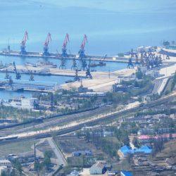 Место северокорейского порта Расон в логистической схеме южного Приморья  и Дальнего Востока
