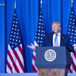 Д. Трамп заявил о возможности в демилитаризованной зоне КНДР-РК встретиться с Ким Чен Ыном