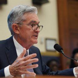 Глава ФРС США Джером Пауэлл заявил о необходимости мер для поддержки экономического роста