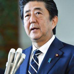 С. Абэ потребовал от Республики Корея сдержать обещание и восстановить двусторонние доверительные отношения