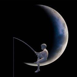 Полёты на Луну в кино и наяву
