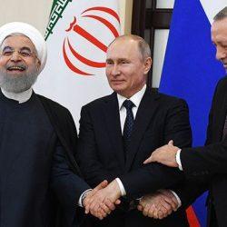 О встрече лидеров России, Ирана и Турции
