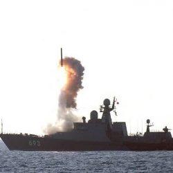 ВМФ России против США и Запада. Пример из недавних операций
