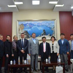 Россия и Китай: правовое сотрудничество как основа совместных экономических проектов