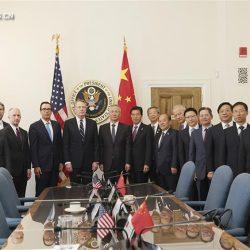 Новый раунд торгово-экономических консультаций КНР и США на высоком уровне открылся в Вашингтоне