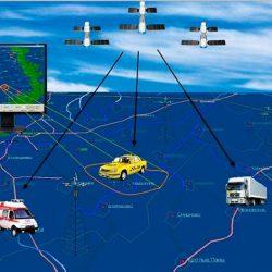 Системы навигации разделят мир на две зоны влияния