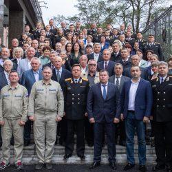 Торжественное чествование ветеранов военной прокуратуры ТОФ