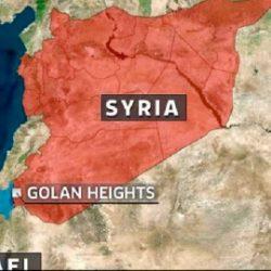 Сирийский МИД: можем вернуть Голаны силой
