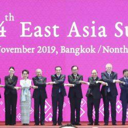 Ли Кэцян принял участие в 14-м Восточноазиатском саммите