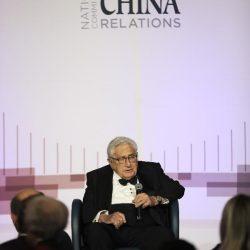 """Г. Киссинджер: США и Китай должны приложить усилия для выстраивания """"доверительных"""" двусторонних отношений"""