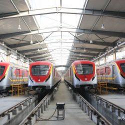 Завершилось строительство оранжевой линии рельсового транспорта пакистанского города Лахора