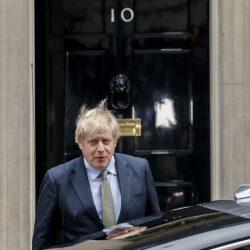 Борис Джонсон вступил в должность премьер-министра Великобритании
