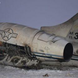 Американские военные обнаружили останки двух жертв крушения самолета в Афганистане