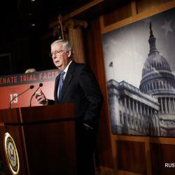 Сенат США оправдал Д. Трампа по делу об импичменте