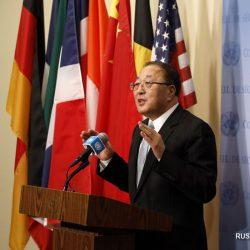 Постпредство КНР при ООН выразило недовольство и озабоченность в связи с утечкой доклада Совбеза по КНДР