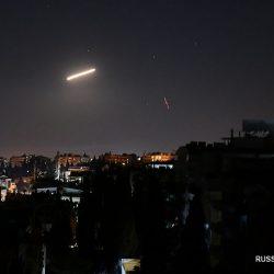 """Войска ПВО Сирии сбили несколько """"ракет противника"""" -- сирийские СМИ"""