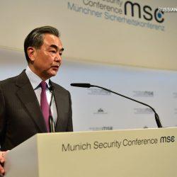 Все обвинения США в отношении Китая являются ложью -- Ван И