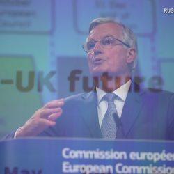 ЕС и Великобритания начали переговоры после Brexit