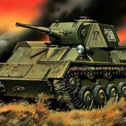 Советский танк Т-70: забытый герой