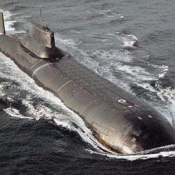 Акула (проект 941) — самая большая подводная лодка в мире