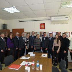 Приморское региональное отделение «Ассоциации юристов России» – итоги 2019 года