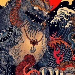 Японский дракон пока ждёт