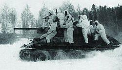 Четыре танкиста  и деревня Кшентицы