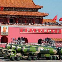 Эксперт спрогнозировал рост ядерных сил Китая до уровня России и США