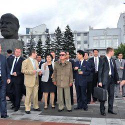 К годовщине визита Ким Чен Ира в Сибирь и на Дальний Восток России