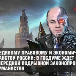 Вызов единому правовому и экономическому пространству России