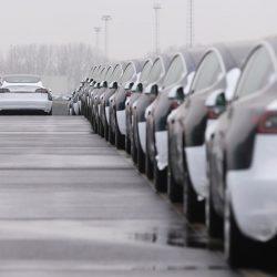 В Бельгию прибыла первая партия произведенных в Китае автомобилей Tesla для европейского рынка
