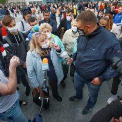 Внешняя агрессия «Речи Посполитой»  и католического епископата против Белоруссии